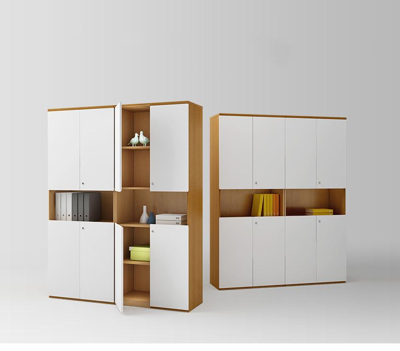板式木质文件柜
